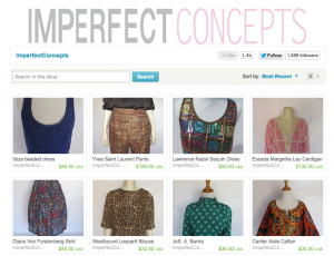 Etsy Imperfect Concepts