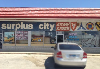 Surplus City Killeen Texas