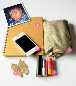 Whats In Your Bag: Wrist Soiree