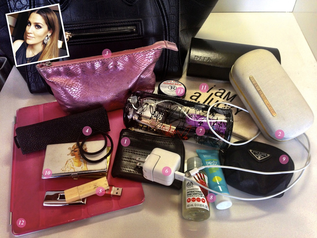 Joanna Whats In Your Bag