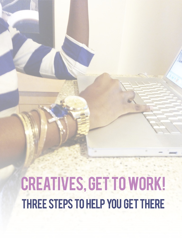 how creatives can get more work