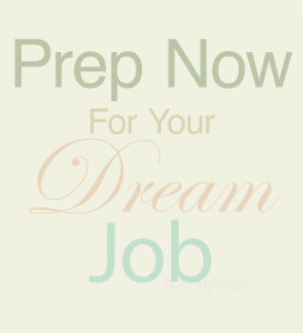 How college students can prep for their dream jobs