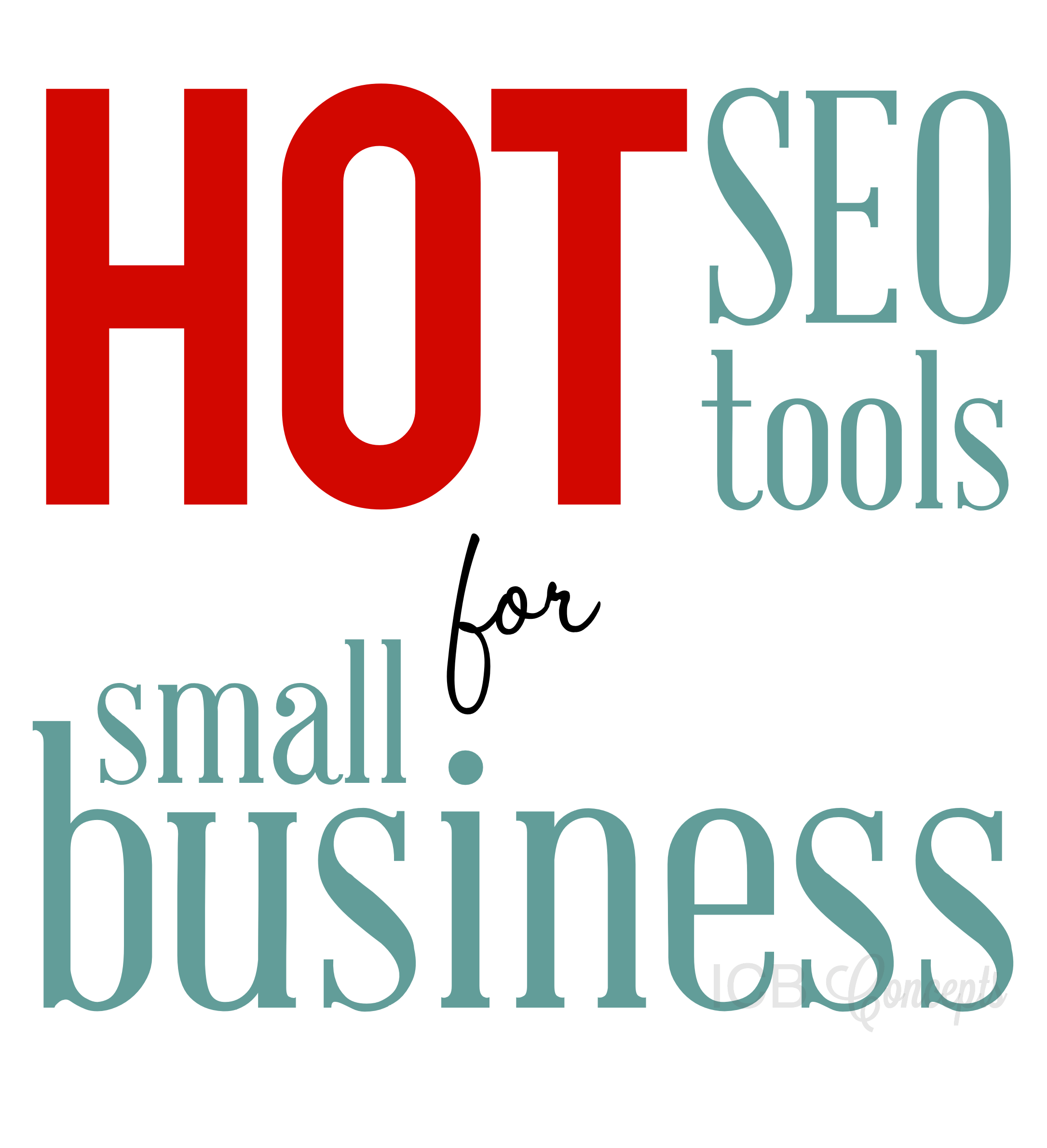 Hot SEO tools for Small Business