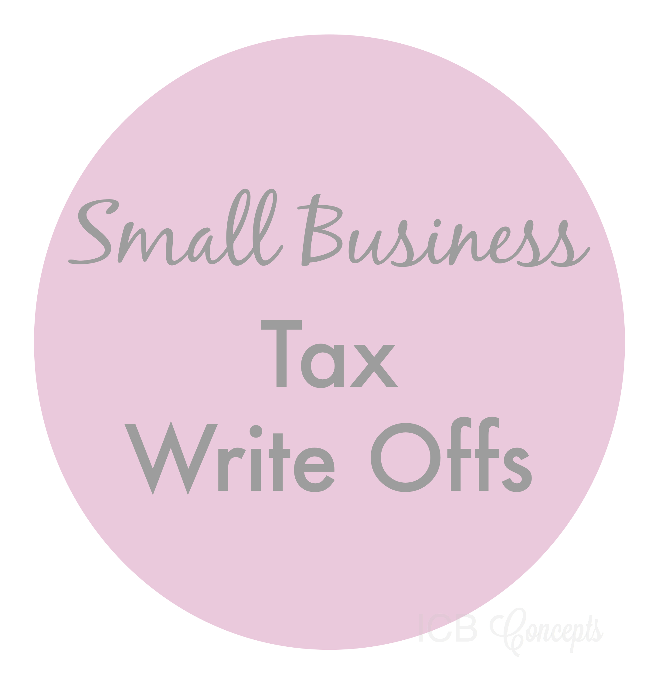 Top missed small busines tax write offs.