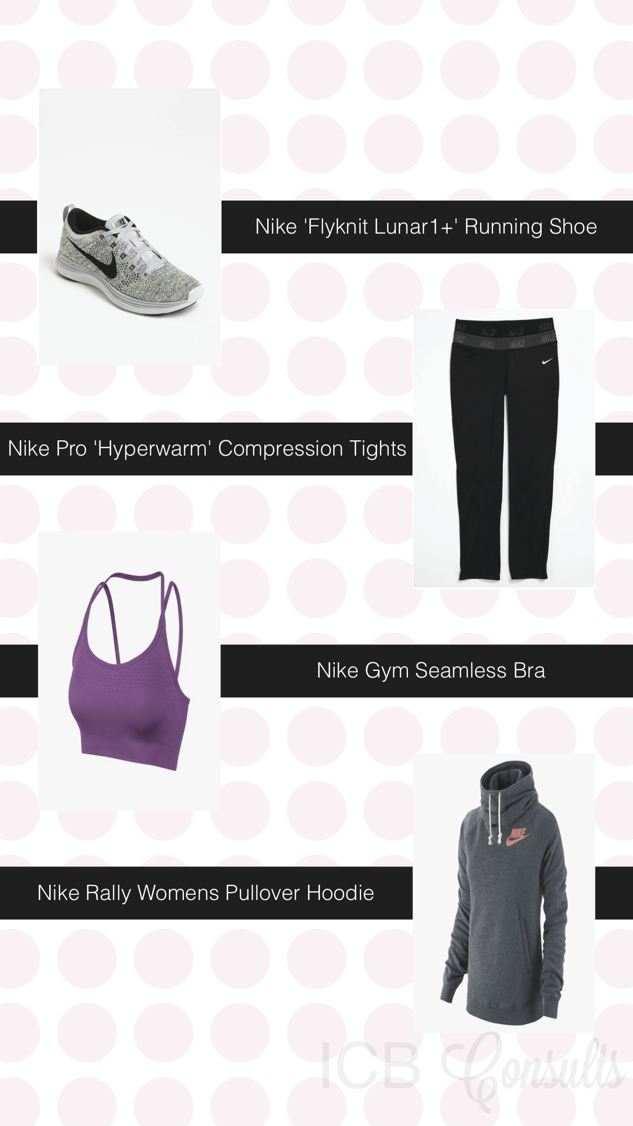 Cute work out clothes from Nike