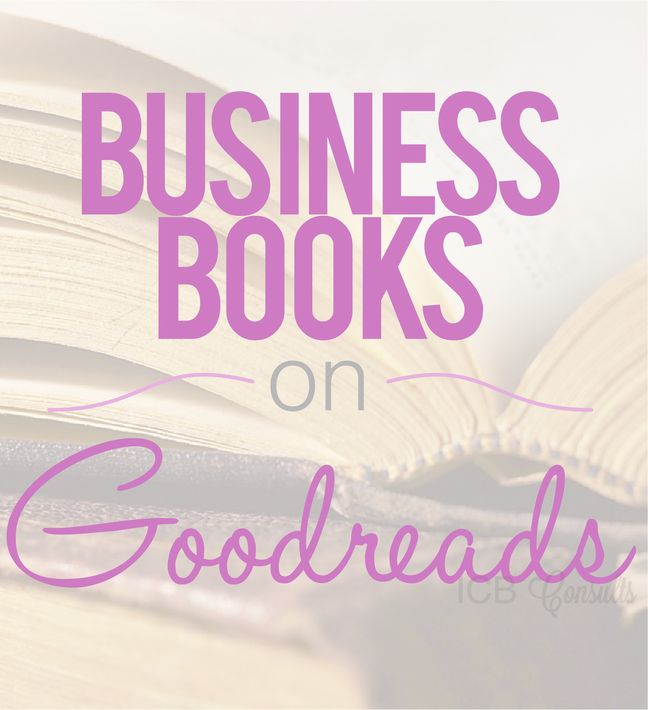 Business Books On Goodreads