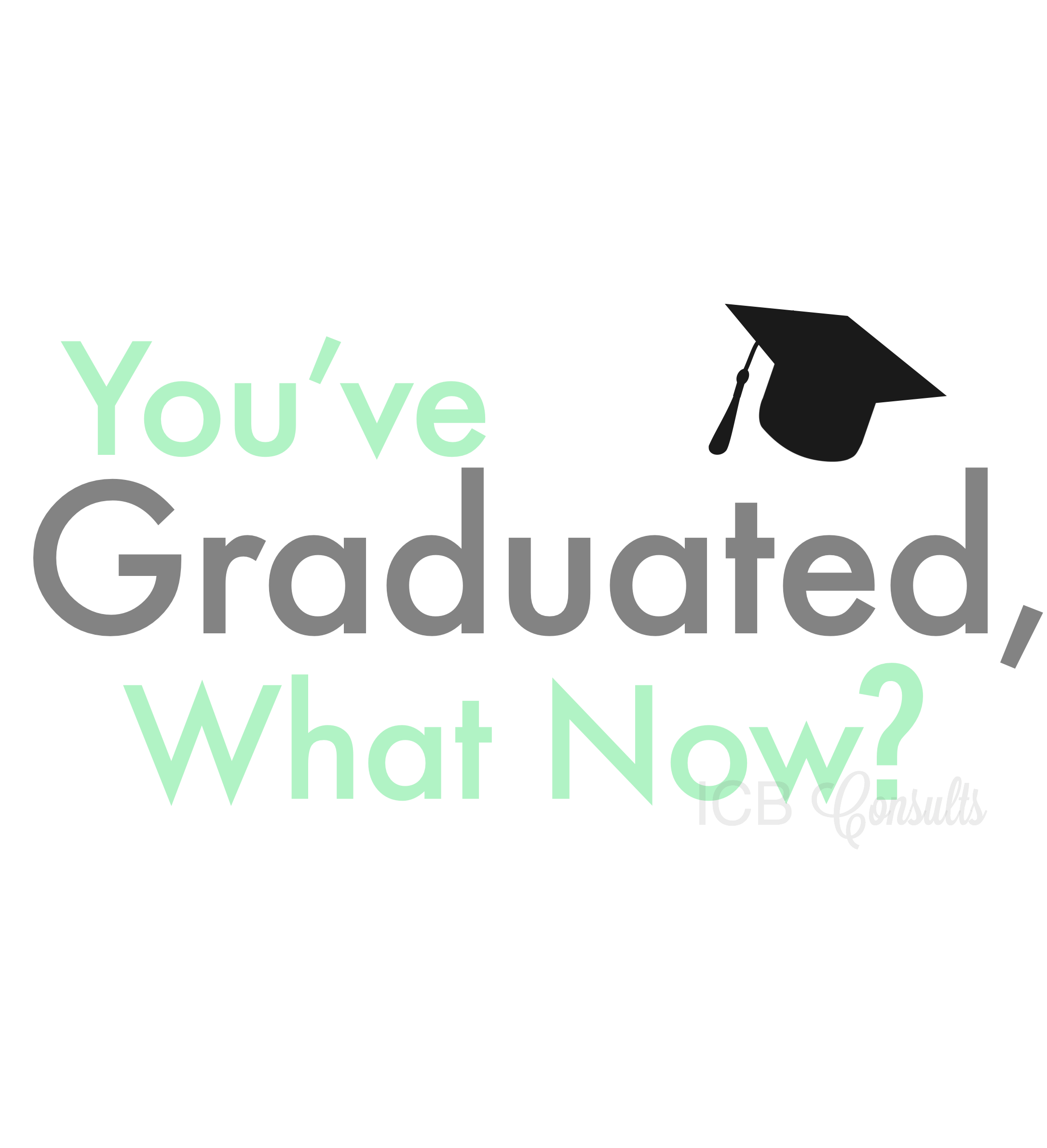 The next steps after graduating college