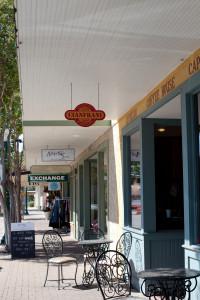 Cianfrani Coffee Shop downtown georgetown