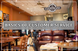 Basic of Customer Service