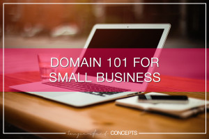 Domain 101 For Small Business