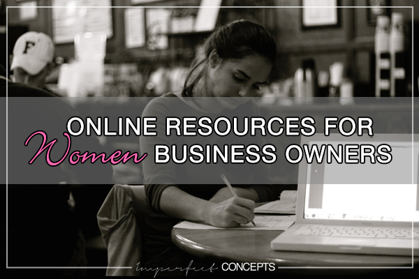 Online Resources For Women Business Owners