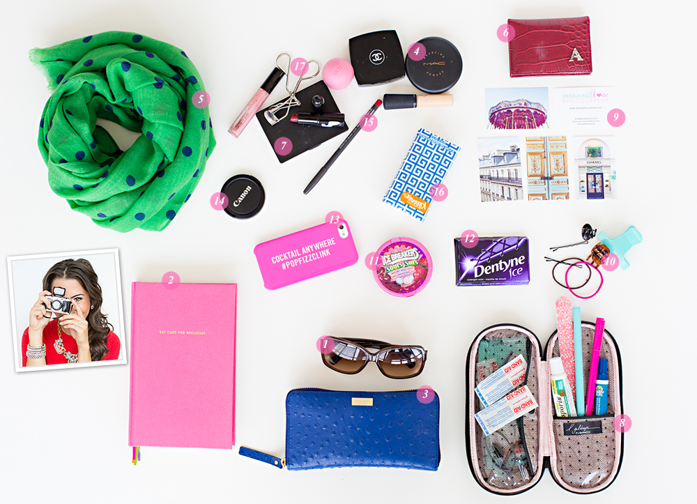 Whats In Your Bag Anna With Love Photography