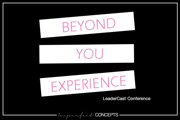 Beyond You Experience