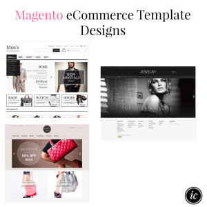 Magento eCommerce Template Designs
