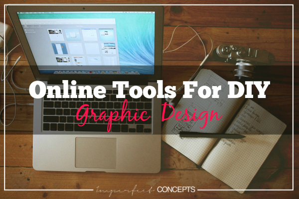 Online Tools For DIY Graphic Design