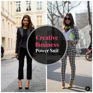 Creative Business Power Suit