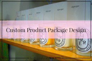 Custom Product Package Design