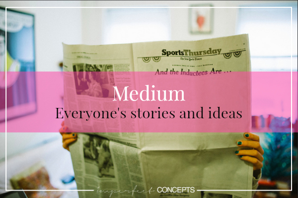 Medium Everyones Stories and Ideas