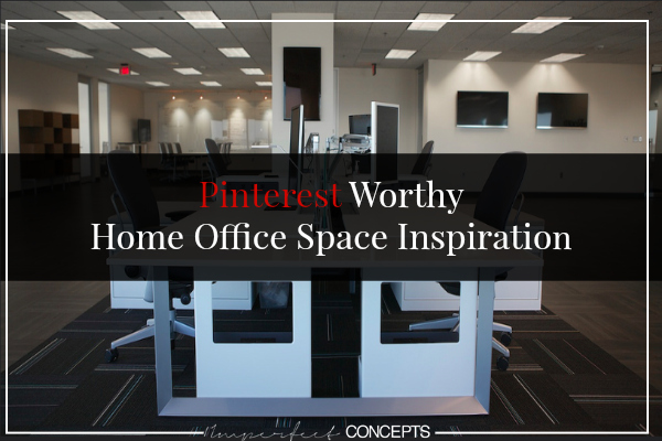 Pinterest Worthy Home Office Inspiration