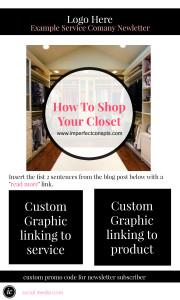Service Based Company Blog Email Marketing