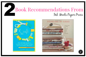 2 Book Recommendations From Ink Meets Paper Press