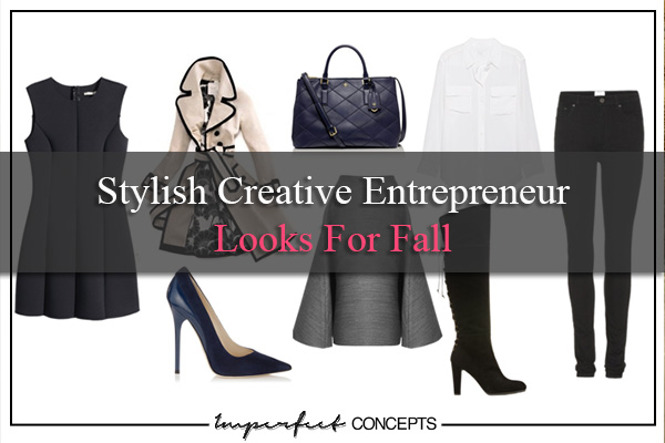 Stylish Creative Entrepreneur Looks For Fall