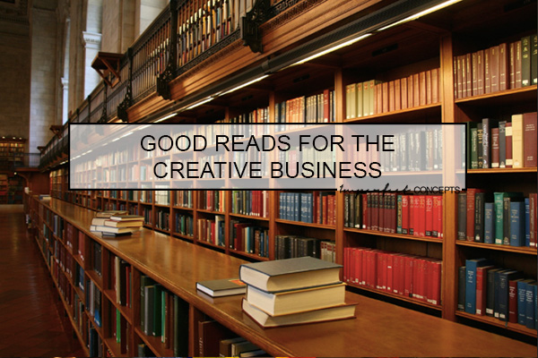 Good Reads For The Creative Business