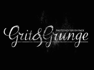 Grit and Grunge Font