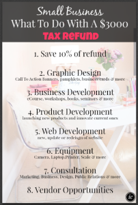 What To Do With A $3000 Tax Refund