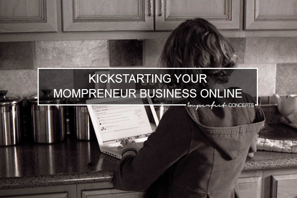 Learning how you can take your mompreneur business online with ease.