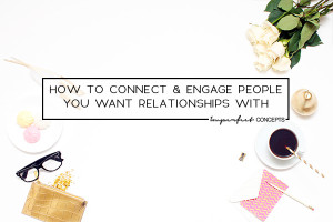 Building solid relationships for your small business. | Imperfect Concepts