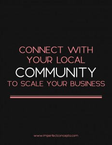 Growing your business locally is best move you can make.