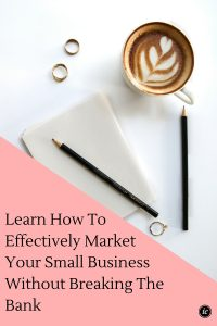 Taking it back to simpler and affordable time of marketing skills. Learn how to grow your business effectively without breaking the bank. | Imperfect Concepts #smallbusiness #marketing #blogging