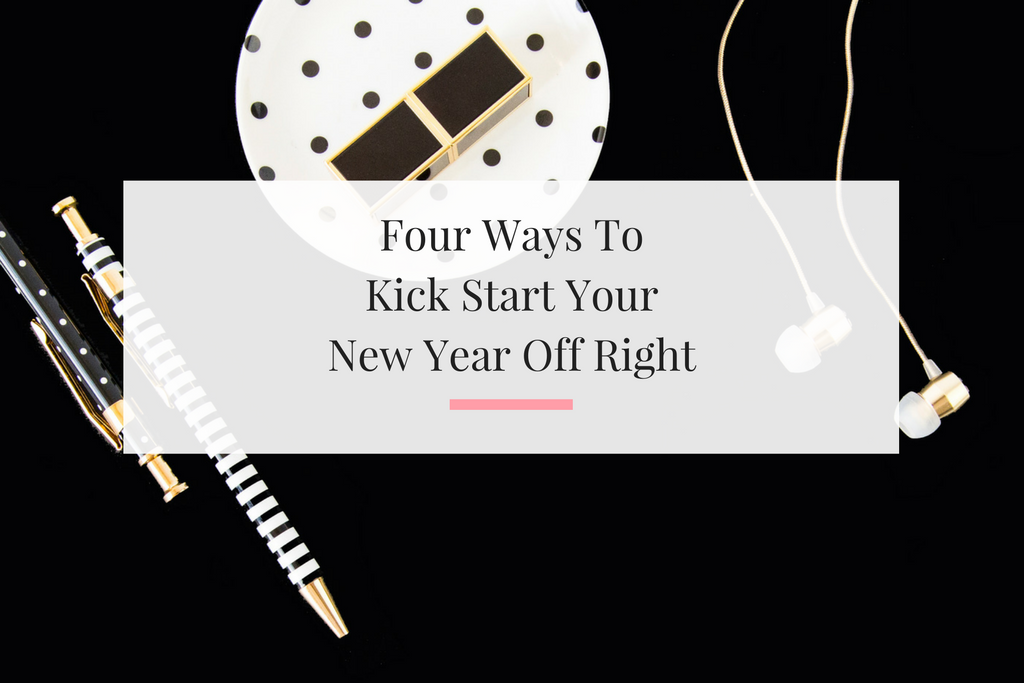 Learn how to change the trajectory of your business in 2017 with these four tips. | Imperfect Concepts