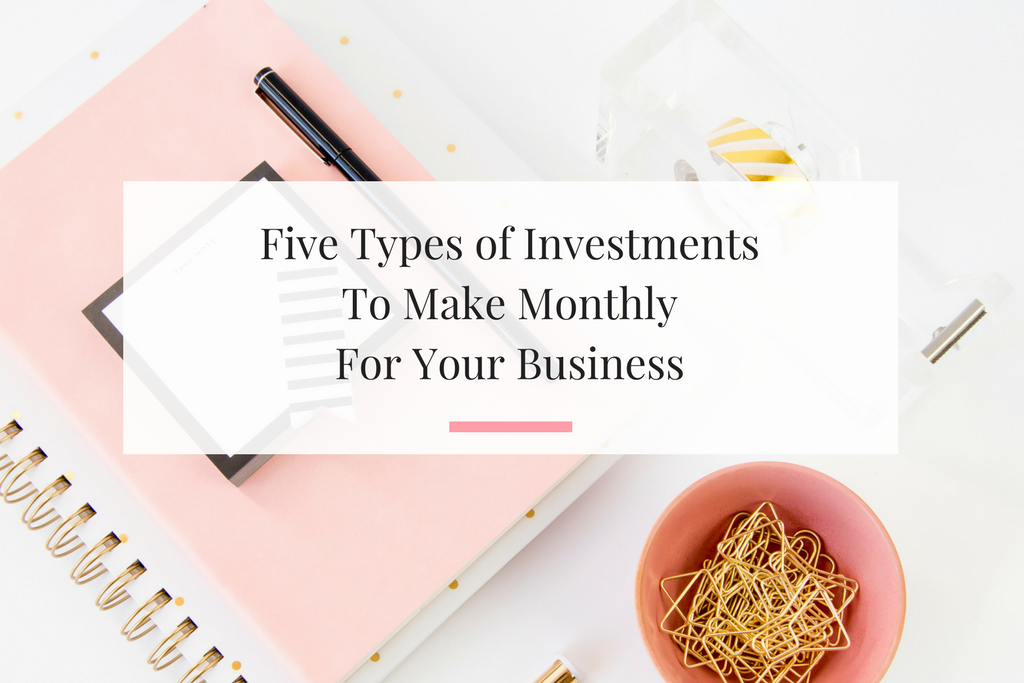 Discussing the importance of savings, retirement account, small business and much more when it comes to investing in your future. | Imperfect Concepts