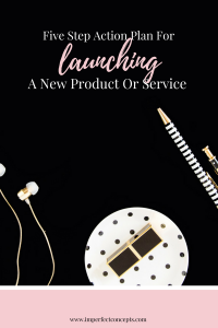 Learn how to create buzz around your new product or service, before your launch day. Tips on marketing, social media and launch cheerleaders. | Imperfect Concepts